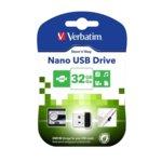 Verbatim 32GB USB 2.0 Nano