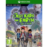 The Last Kids on Earth and The Staff of Doom XboxO