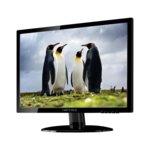 """Монитор 23.6"""" (59.94cm)HANNS.G HE247DPB, FULL HD LED, 5ms, 40 000 000:1, 250cd/m2, DVI image"""