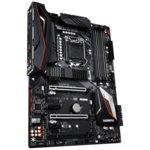Gigabyte Z390 GAMING SLI, Z390, LGA1151, DDR4, PCI-Е (HDMI)(SLI^CF), 6x SATA 6Gb/s, 2x M.2 socket, 2x USB 3.1 (Gen 2 Type-A), ATX image