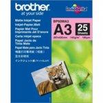 Фотохартия Brother Mat, A3, матова, 145 g/m2, 25 листа image