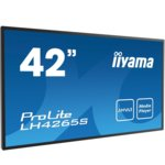 "Публичен дисплей Iiyama Prolite LH4265S-B1, 42""(106.68 cm) AMVA3 панел, Full HD, 6.5ms, 3000:1, 400 cd/m2, HDMI, DVI, VGA image"
