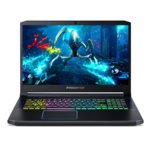 "Лаптоп Acer Predator Helios 300 PH317-53-79N3 (NH.Q5REX.01), шестядрен Coffee Lake Intel Core i7-9750H 2.6/4.5 GHz, 17.3"" (43.94 cm) Full HD IPS 144 Hz Display & RTX 2070 8GB, (mDP), 16GB DDR4, 1TB HDD & 256GB SSD, 1x USB 3.1 Type C, Windows 10 image"