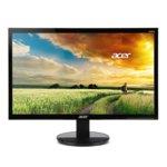 "Монитор Acer K242HYLBbidx (UM.QX2EE.B01), 23.8"" (60.45 cm) VA панел, Full HD, 4 ms, 100 000 000: 1, 250cd/m2, HDMI, DVI, VGA image"