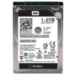 "Tвърд диск 1TB WD Black, SATA 6Gb/s, 7200 rpm, 32MB кеш, 2.5"" (6.35cm), bulk image"
