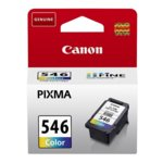ГЛАВА CANON PIXMA MG2450/MG2550 - Color ink cartridge - CL-546 - P№ 8289001 - заб.: 8ml. image