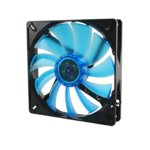 Вентилатор 140mm, GELID Solutions WING 14 UV Blue, 3–пинов, 1200rpm image