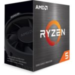 AMD Ryzen 5 5600X 100-100000065BOX 730143312042