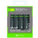 Акумулаторна батерия GP Batteries R6, Recyko PRO, 270AAHCNP-GB4, AA, 2600mAh, 1.2V, NiMH, 4бр. image