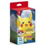 Pokemon: Let's Go! Pikachu + Poke Ball Plus Bundle, за Nintendo Switch image