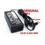 Power Supply Dell 19.5V/3.34A/65W жак (4.0 x 1.7)