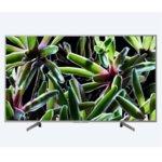 "Телевизор Sony KD-55XG7077S, 55"" (138.8 cm) LCD HDR Smart TV, Ultra HD, DVB-T/T2/C/S/S2, Wi-Fi, LAN, 3x HDMI, 3x USB image"