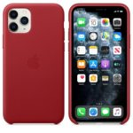 Apple Leather case iPhone 11 Pro red MWYF2ZM/A