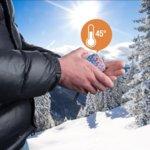 Външна батерия/power bank/ 4smarts Hand Warmer, 2000 mAh, сива image