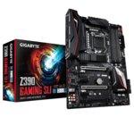 Дънна платка Gigabyte Z390 GAMING SLI, Z390, 1151, DDR4, PCI-E(HDMI)(CF & SLI), 6x SATA 6Gb/s, 2x M.2 slot, 2x USB 3.1 Gen 2, RGB, ATX image