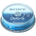 DVD+RW media 1.4GB, Sony 10бр. image