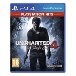 Uncharted 4: A Thiefs End Standard Plus Edition