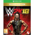 WWE 2K18 Deluxe Edition, за Xbox One  image