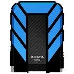 """Твърд диск 2TB A-Data HD710P(Син), външен, 2.5"""" (6.35 см), USB 3.1 image"""