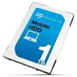 """Твърд диск 1TB Seagate Mobile, SATA 6Gb/s, 5400 rpm, 128MB кеш, 2.5""""(6.35 cm) image"""