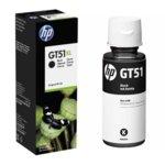 Мастило за HP DeskJet GT 5810/20 & HP Ink Tank series - Black - (GT51XL) - X4E40AE - оригинално Заб.: 135ml image