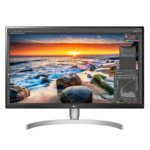 "Монитор LG 27UK850-W, 27"" (68.58 cm) IPS панел, UHD 4K, 5 ms, 450cd/m2, DisplayPort, HDMI image"