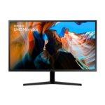 """Монитор Samsung U32J590U, 31.5"""" (80.1 cm) VA панел, 4K Ultra HD, 4ms, 270 cd/m2, DisplayPort, HDMI image"""