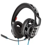 Слушалки Plantronics RIG 300 HS, микрофон, гейминг, 3.5 mm жак, черни/сребристи image