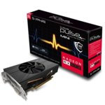 Видео карта AMD Radeon RX 570, 4GB, Sapphire Pulse, PCI-E 3.0, GDDR5, 256-bit, DisplayPort, HDMI, DVI image