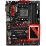 Дънна платка ASRock Fatal1ty AB350 Gaming K4, B350, AM4, DDR4, PCI-E(HDMI&DVI), 6x SATA 6Gb/s, 1x Ultra M.2, 1x M.2 slot, 5x USB 3.0, ATX image