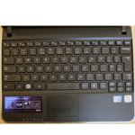 Samsung Mini Laptop N210palmrest+tpa blUS