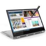 "Лаптоп Lenovo Yoga 530-14IKB (81EK016CBM)(сив), двуядрен Kaby Lake Intel Core i3-7020U 2.3 GHz, 14"" (35.6cm) Full HD IPS Anti-Glare (HDMI), 4GB DDR4, 128GB SSD, 1x USB-C 3.1 Gen 1, Windows 10, 1.67 kg image"