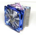 Охлаждане за процесор Titan Vanessa L (120mm), съвместимост с Intel LGA 775 & AMD K8/AM2/AM2+/AM3/AM3+/FM1/FM2  image