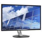 """Монитор Philips 328B6QJEB, 32""""(81.28 cm) IPS панел, Quad HD, 5ms, 50000000:1, 250 cd/m2, VGA, DVI-D, DisplayPort, HDMI, USB image"""