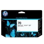 ГЛАВА ЗА HP DesignJet Z2100, Z3100, Z3200, Z5200, Z5400 - Photo Black - HP 70 - PN: C9449A - 130ml image