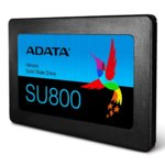 "SSD 2TB A-Data Ultimate SU800, SATA 6Gb/s, 2.5""(6.35 cm), скорост на четене 560MB/s, скорост на запис 520 MB/s image"