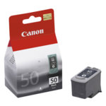 ГЛАВА CANON PIXMA iP 2200/MP 150/170/450 - Black ink cartridge - PG-50 - заб.: 22ml. image