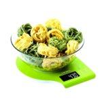Кухненски кантар Crown CKS-953, дигитален, до 5 кг, LCD дисплей, автоматично изключване, зелен  image