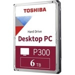 Toshiba 6TB 7200rpm P300 Bulk