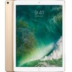 "Таблет Apple iPad Pro (2017)(MPA62HC/A)(златист), 4G, 12.9"" (32.76 cm) Retina дисплей, шестядрен A10X 2.38 GHz, 4GB RAM, 256GB Flash памет, 12.0 & 7.0 Mpix camera, iOS, 692g image"