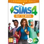 The Sims 4 Get To Work, ескапнжън, за PC image
