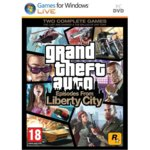 Игра Grand Theft Auto: Episodes from Liberty City, за PC image
