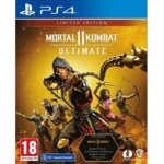 MORTAL KOMBAT 11 ULTIMATE LIMITED EDITION PS4