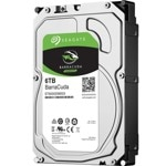 "6TB Seagate BarraCuda, SATA 3/6Gb/s, 5400 rpm, 256 MB кеш, 3.5"" (8.89cm) image"