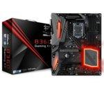 Дънна платка ASRock Fatal1ty B360 Gaming K4, B360, LGA1151, DDR4, PCI-E(HDMI&DP)(CFX), 6x SATA3 6.0 Gb/s, 2x M.2 Socket, 1x USB 3.1 Gen2 Type-C, 1x USB 3.1 Gen2 Type-A, ATX image