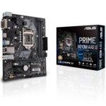 Дънна платка ASUS PRIME H310M-A R2.0/CSM, H310, LGA1151, DDR4, PCI-E (HDMI&DVI&VGA), 4x SATA 6Gb/s, 1x M.2 Socket, 2x USB 3.1 (Gen 1), micro-ATX image