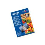 ХАРТИЯ BROTHER BP-71 A6 PREMIUM GLOSSY PHOTO PAPER - A6 - 260gr. - P№ BP71GP20 - заб.: 20л. image