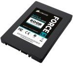 "SSD 60GB Corsair Force LS CSSD-F60GBLSB, SATA 6Gb/s, 2.5"" (6.35 cm), скорост на четене 540MB/s, скорост на запис 440MB/s image"