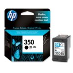 ГЛАВА HEWLETT PACKARD Deskjet D4260 Printer series, Officejet J5780/J5785 All-in-One series - Black (350) - P№ CB335EE - заб.: 4.5ml image