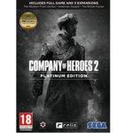 Игра Company of Heroes 2: Platinum Edition, за PC image